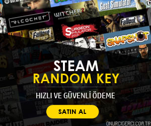 Steam Random Key Satın Al